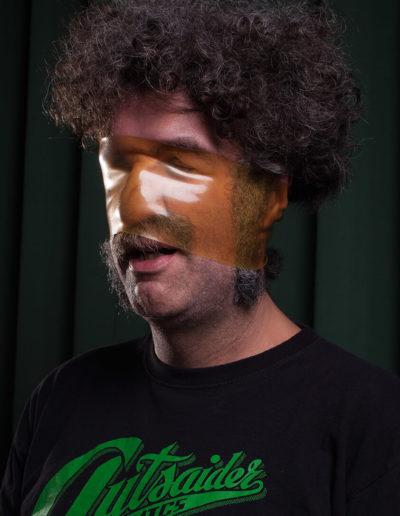 Jose Molongui (Músico y parte del equipo de Futurama Comics)