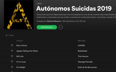 Nuestra Playlist en Spotify